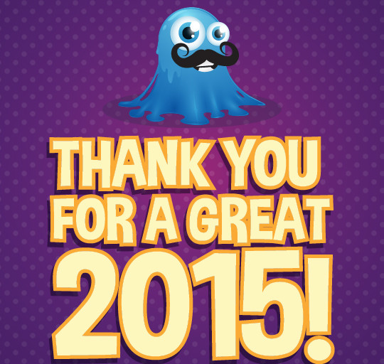 "Inky Deals in Review: A Big ""Thank you"" for 2015"