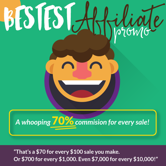 Boost Your Earnings With The Best Affiliate Promotion On The Market