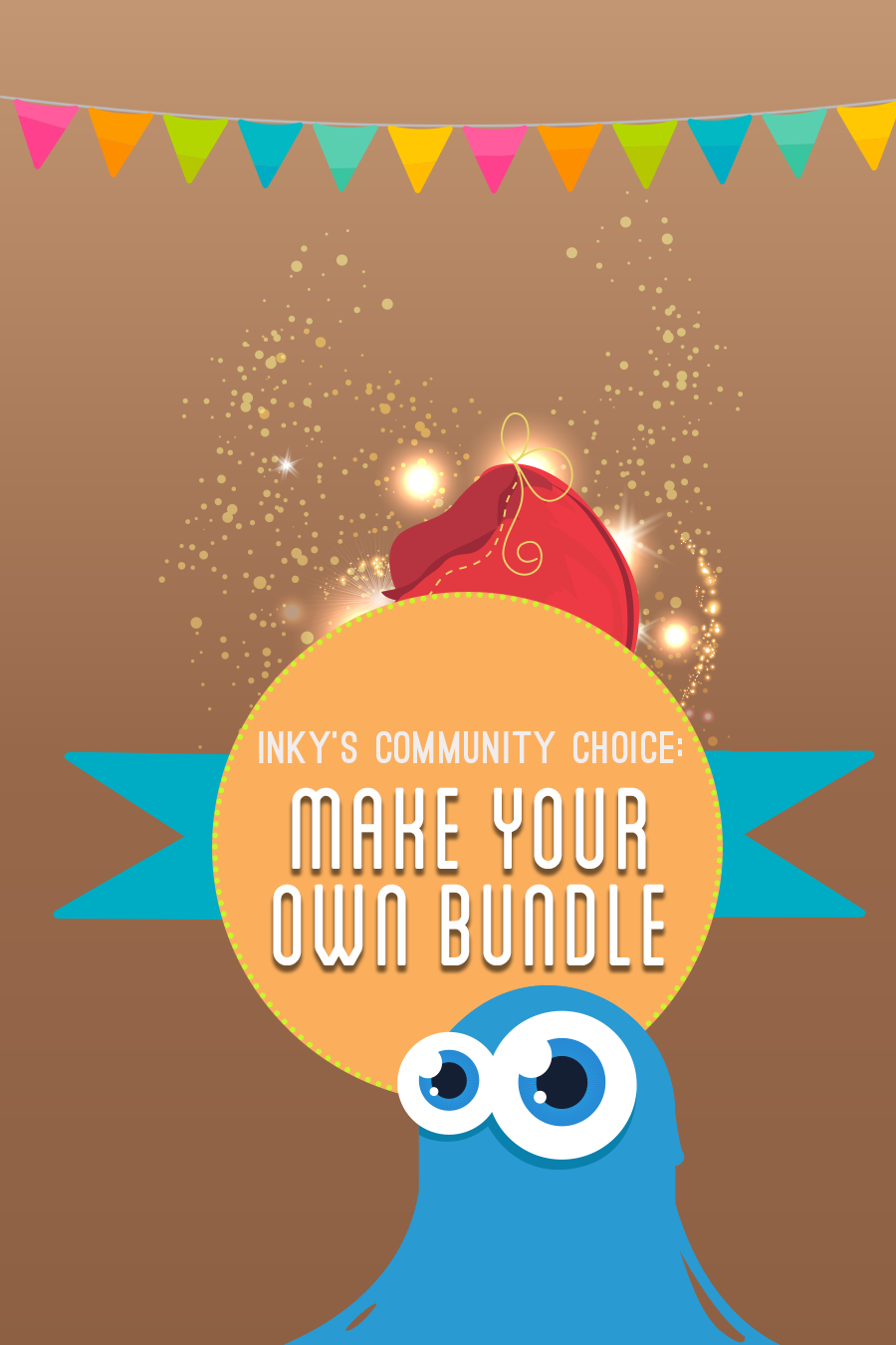 Inky's Community Choice: Make your own bundle