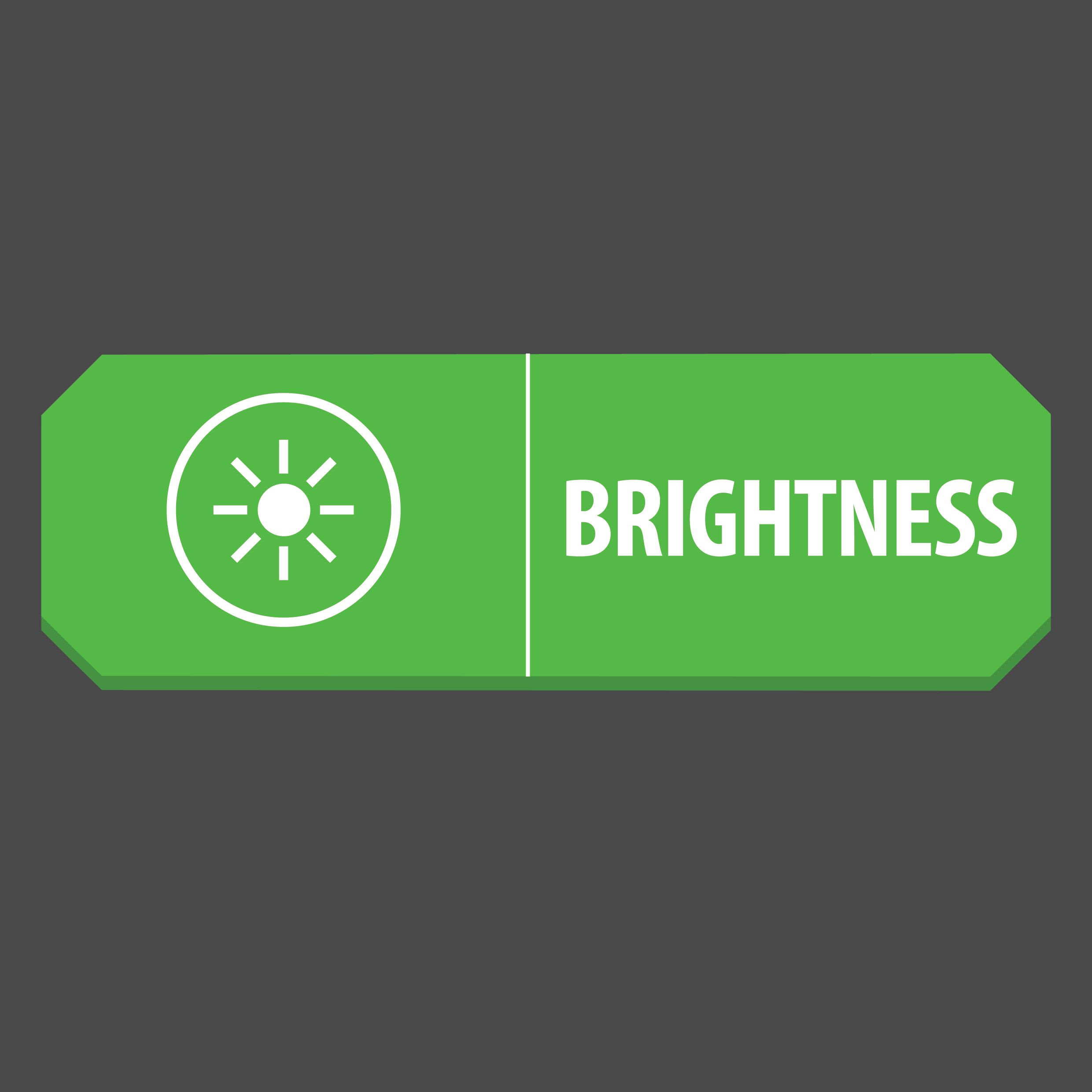 Adjusting Brightness & Effects